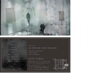 【EXHIBITION LE SON DE COUP D`AILES 】