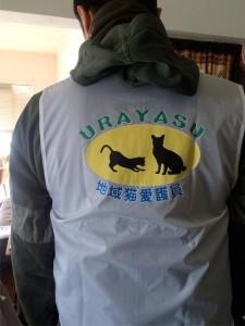 浦安市タイヨガリンパドレナージュここからミー日記地域猫愛護員になってみた